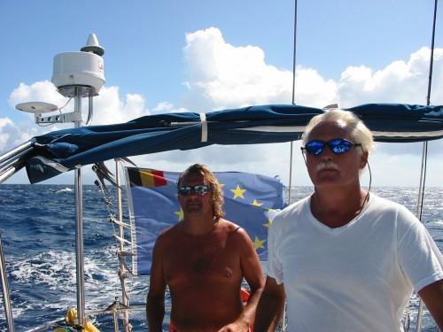 in vista dei caraibi, viaggia a vela, marco maggioni, traversata atlantiva.JPG